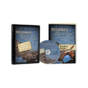 Restored and Remarried Leaders Guide and DVD