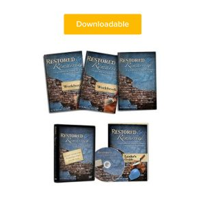 Restored & Remarried Leaders Bundle with 8 Downloadable Sessions + 1 Leaders Session